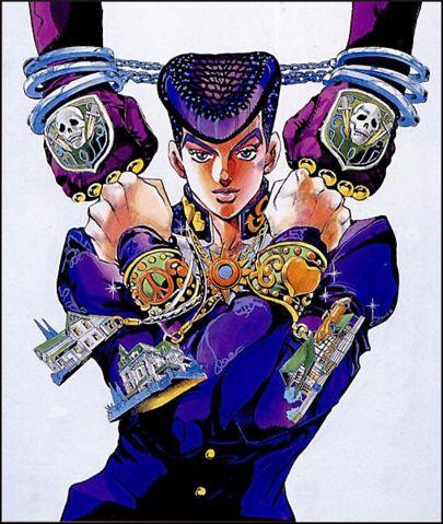 Josuke Higashikata, JoJo's Bizarre Adventure : Diamond is Unbreakable