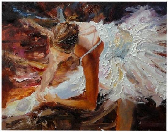"""Stretch II"" by Scott Mattlin Oil"