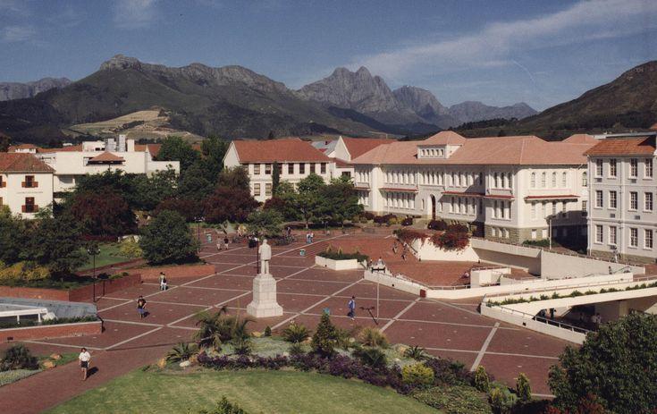 my school next semester. what up stellenbosch, south africa!!!