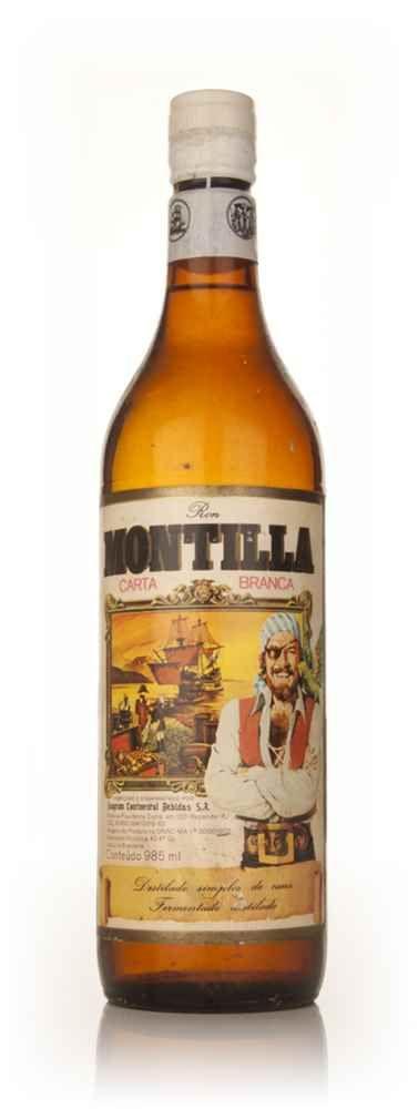 Ron Montilla - 1970s - Master of Malt