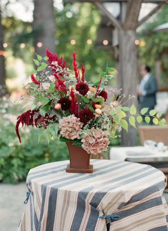 Greeting table fall 2016 Janae Shields Photography