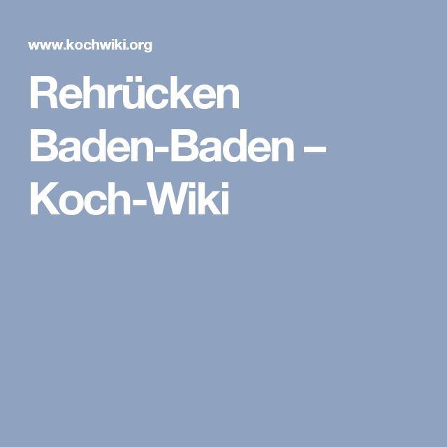 Essen In Baden Baden