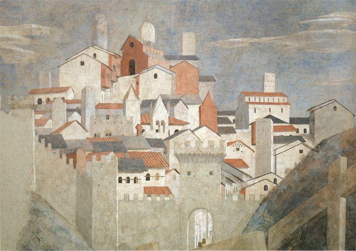 Piero della Francesca (1420-1492гг).