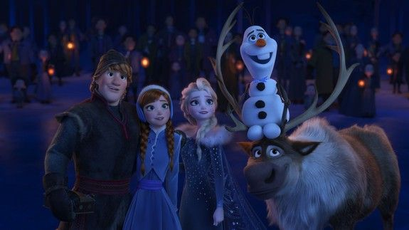 Frozen short ahead of Coco is a horrendous waste of time