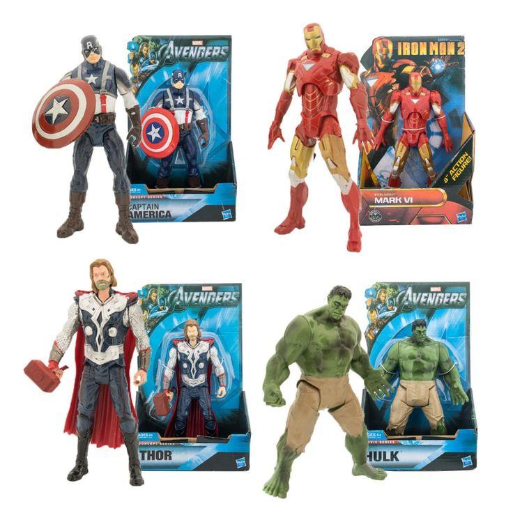 $7.88 (Buy here: https://alitems.com/g/1e8d114494ebda23ff8b16525dc3e8/?i=5&ulp=https%3A%2F%2Fwww.aliexpress.com%2Fitem%2FThe-Avengers-Super-Heros-Anime-PVC-Action-Figures-Figurines-Kids-Toys-For-Children-gift%2F32758127749.html ) The Avengers Super Heros Anime PVC Action Figures Figurines Kids Toys For Children gift  for just $7.88