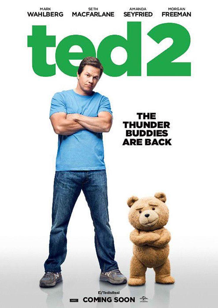 マーク・ウォールバーグの作品『ted2』