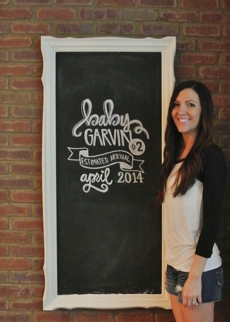 Little Baby Garvin... Round TWO! (due the same month as Baby Gandy)