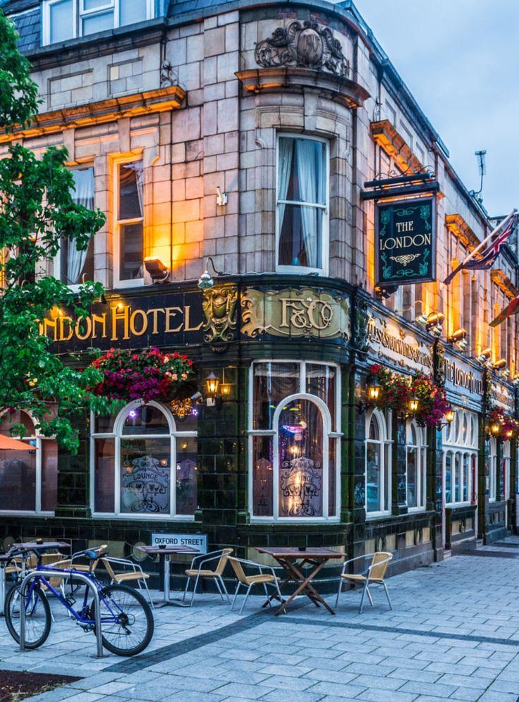 The London Hotel by Oscar Mazza (Southampton, England) #RePin by AT Social Media Marketing - Pinterest Marketing Specialists ATSocialMedia.co.uk