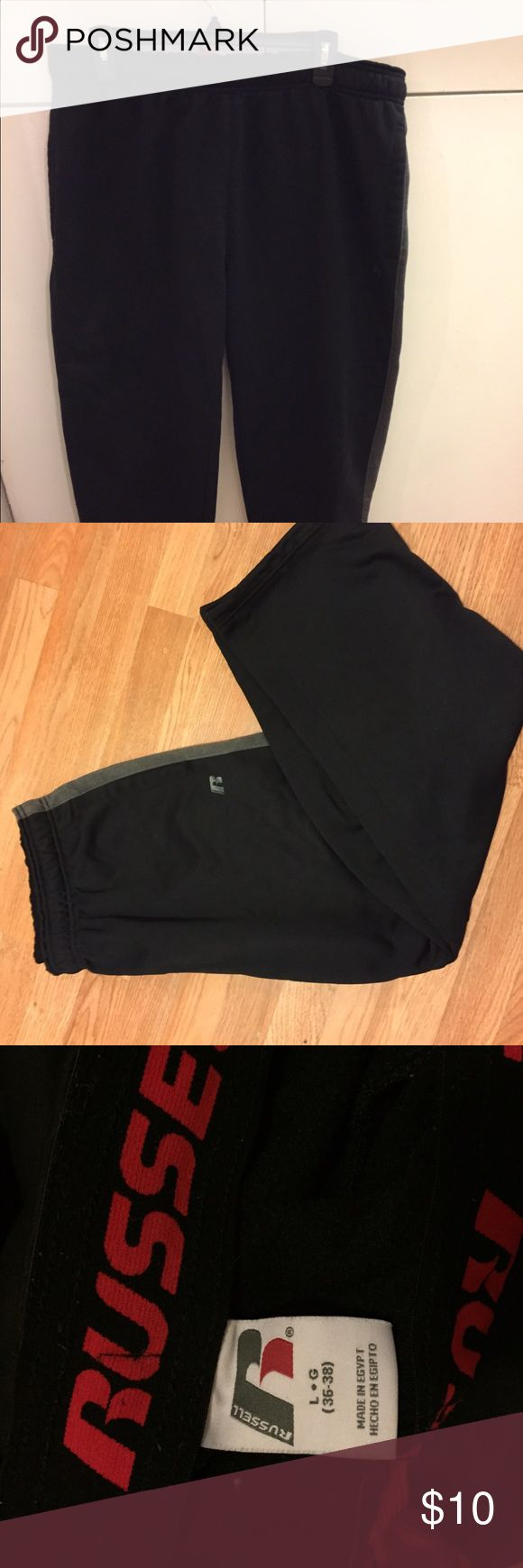 Russel workout pant Workout pants for men not skinny russell Pants Sweatpants & Joggers