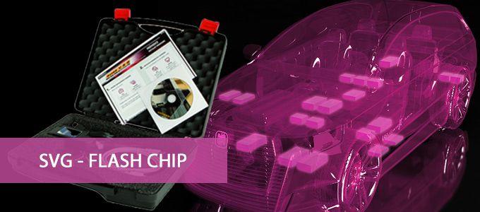 SuperVag Flash chip