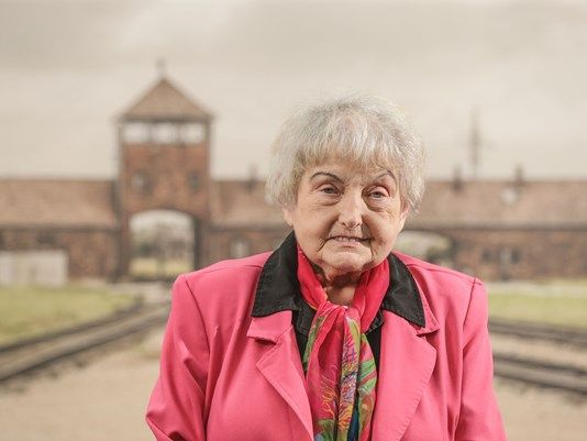 """""""I Refused to Die"""": Holocaust Survivor's Stunning Message About the Power of Forgiveness"""