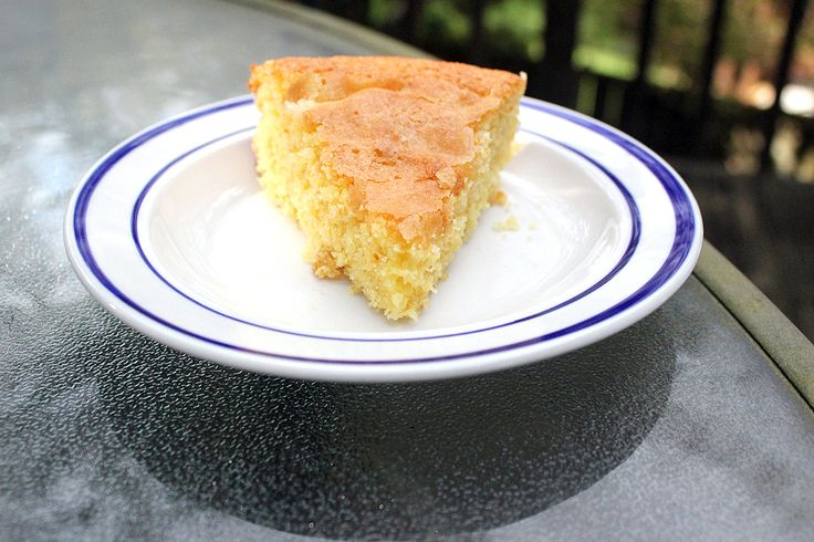 Orange Cornmeal Cake   Snacks   Pinterest