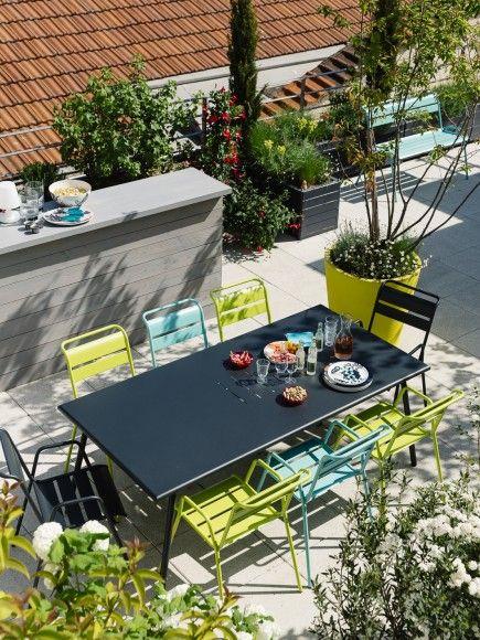 65 best Jardin images on Pinterest Backyard furniture, Backyard