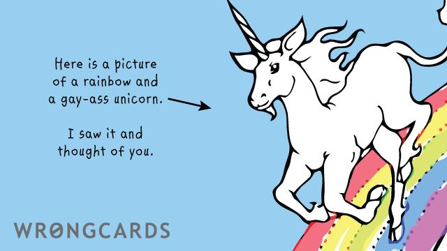 You Want To Be A Unicorn