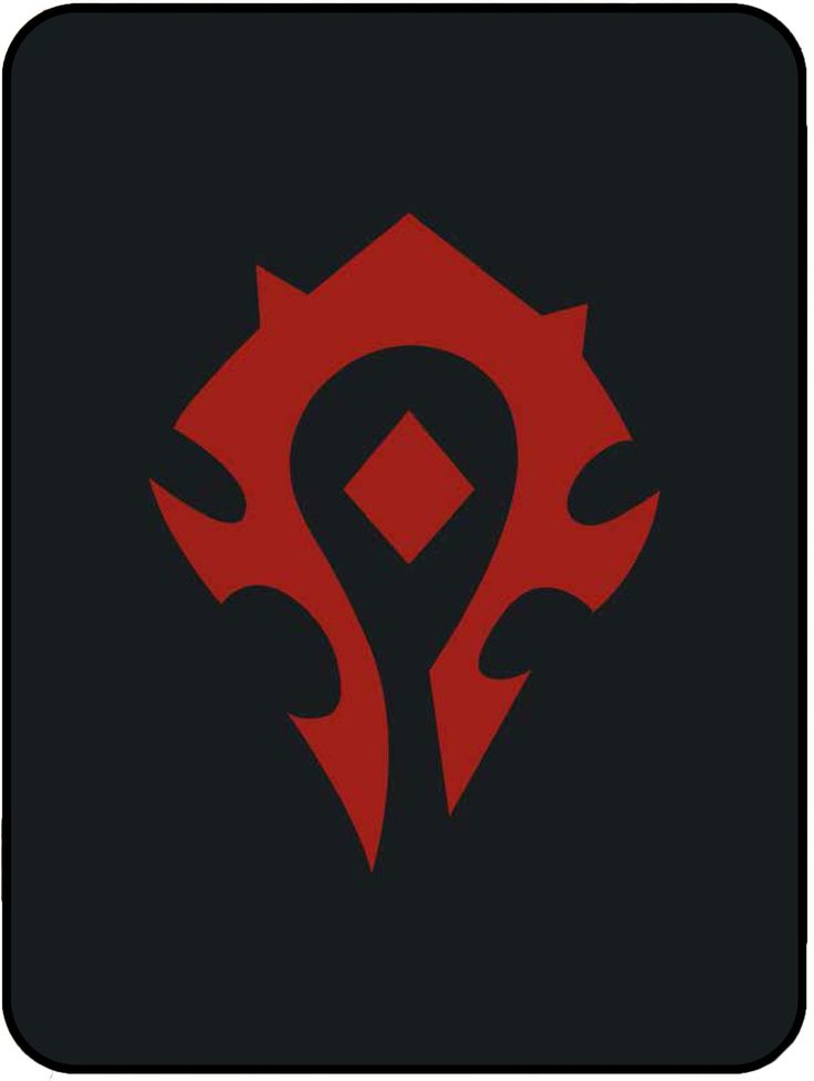 Officially Licensed Blankets and Throws Twin and Queen size Luxury Plush Medium weight Bedding Blanket World of Warcraft WOW Horde Alliance Blizzard legion games armony (Queen, Horde)