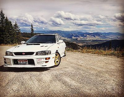 nice 1998 Subaru Impreza WRX STi - For Sale View more at http://shipperscentral.com/wp/product/1998-subaru-impreza-wrx-sti-for-sale/