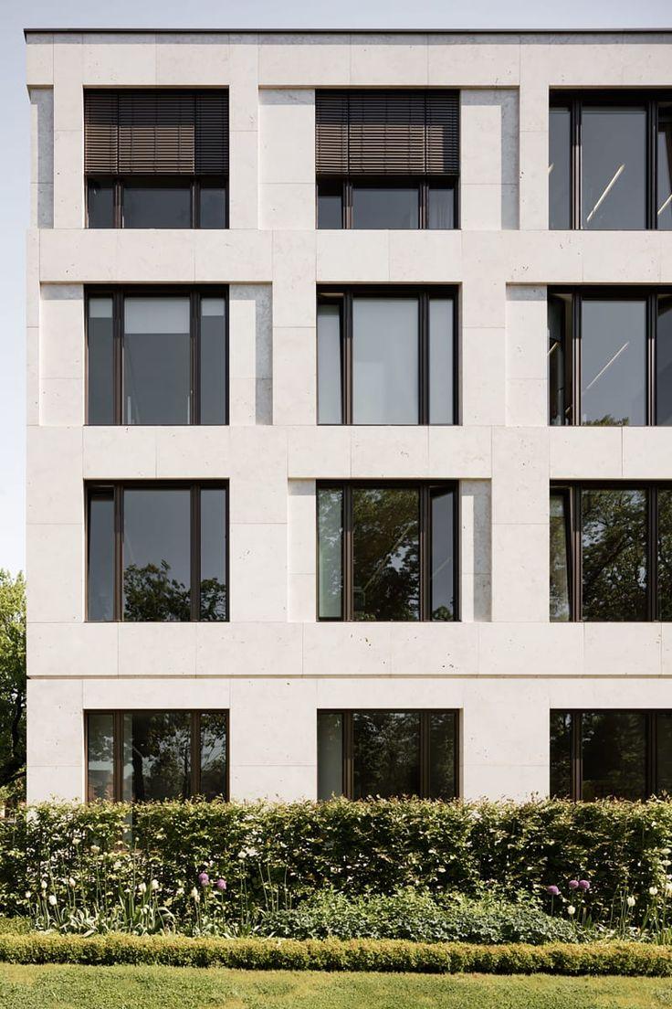 47 best concrete facades images on pinterest brick. Black Bedroom Furniture Sets. Home Design Ideas