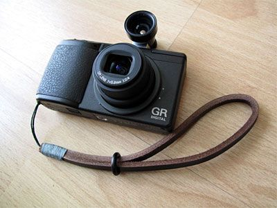 gordy's camera straps - Ricoh GR Digital