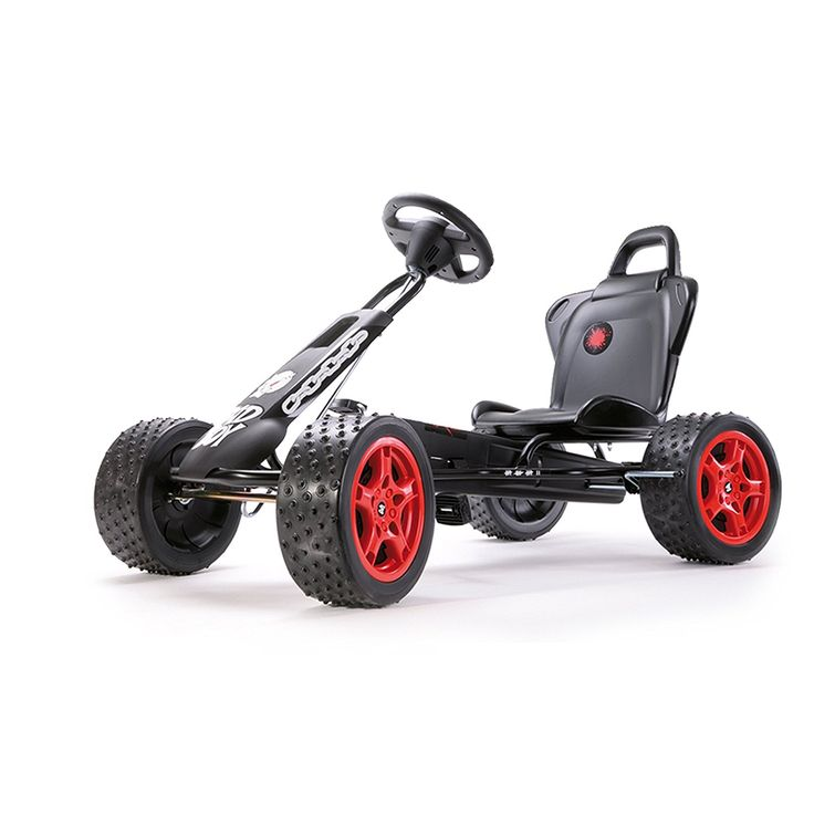 Der Spielzeugtester hat das Ferbedo 5312 Cross Runner Bad Boy Go-Kart (groß) angeschaut und empfiehlt es hier im Shop. Ich versuche alle Produkte immer selbst zu testen. Aufgrund der Vielzahl der Artikel kann ich das leider nicht alles selber machen. Aber ich erstelle täglich Videos von … – Spielzeugtester