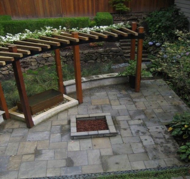 Pergola For Small Garden: 17 Best Images About Garden / Yard Pergolas / Gezebo On