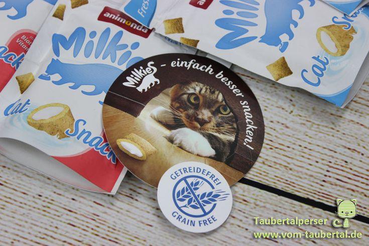 Katzensnack im Test: Animonda Knuperkissen – Taubertalperser