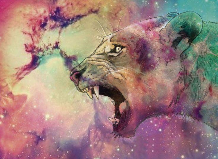 lioness anger by vittara.deviantart.com on @deviantART