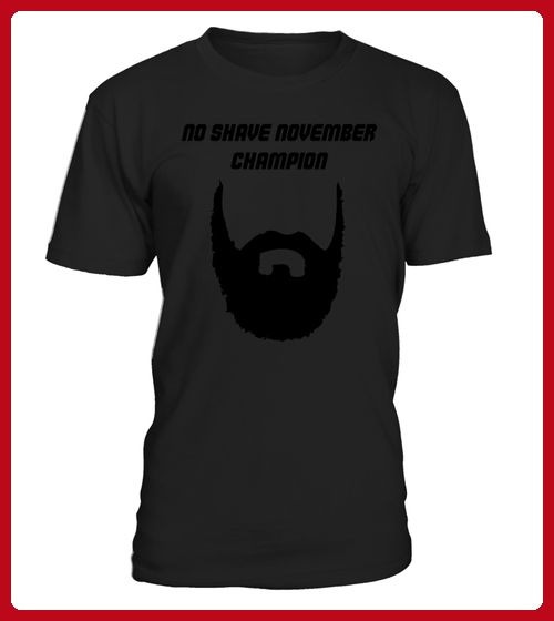 No Shave November Champion Shirt - Geburtstag shirts (*Partner-Link)