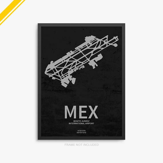 MEX Airport Mexico City International Airport Mexico City