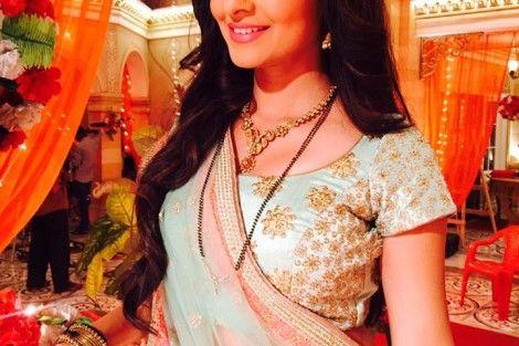 Chhavi Pandey in Television
