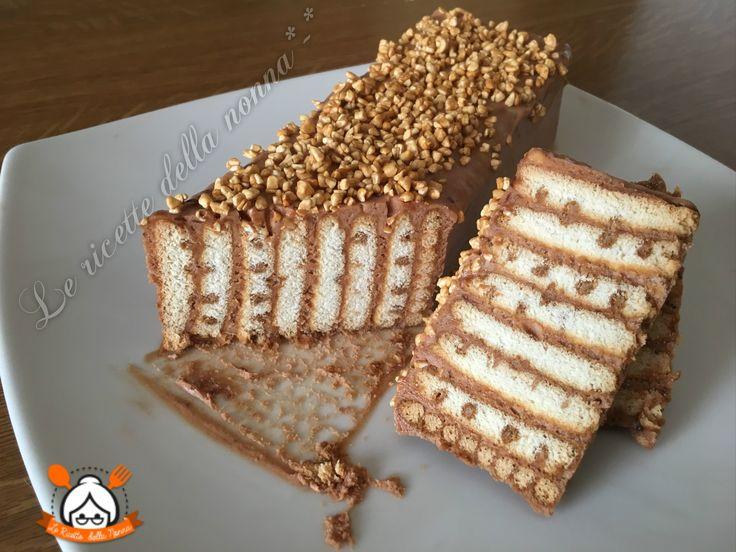 La mattonella dolce è una delizia da fare nelle giornate estive. Non perdete la ricetta. Realizzatela per i vostri ospiti.
