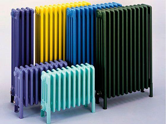 Classic multicolumn radiators - a true design classic.