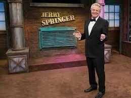 Image result for jerry springer set