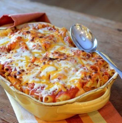 Pasta and casserole recipes