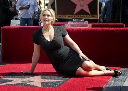 Все обо всем или блог кукушки!: Кейт Уинслет получила свою звезду на Аллее славы в...