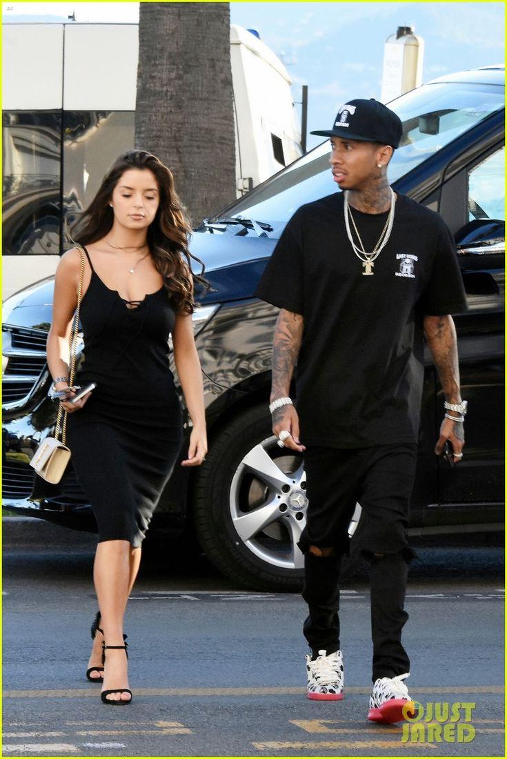Tyga Takes Rumored Girlfriend Demi Rose Mawby on a Shopping Spree