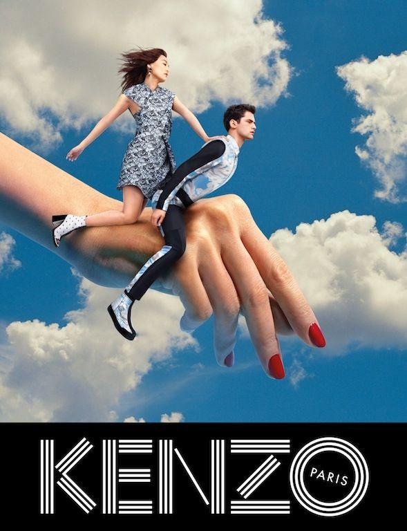 Toiletpaper x Kenzo