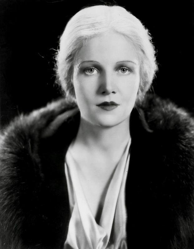 Ann Harding, 1932 | Flickr by PeterJAussie Tumblr