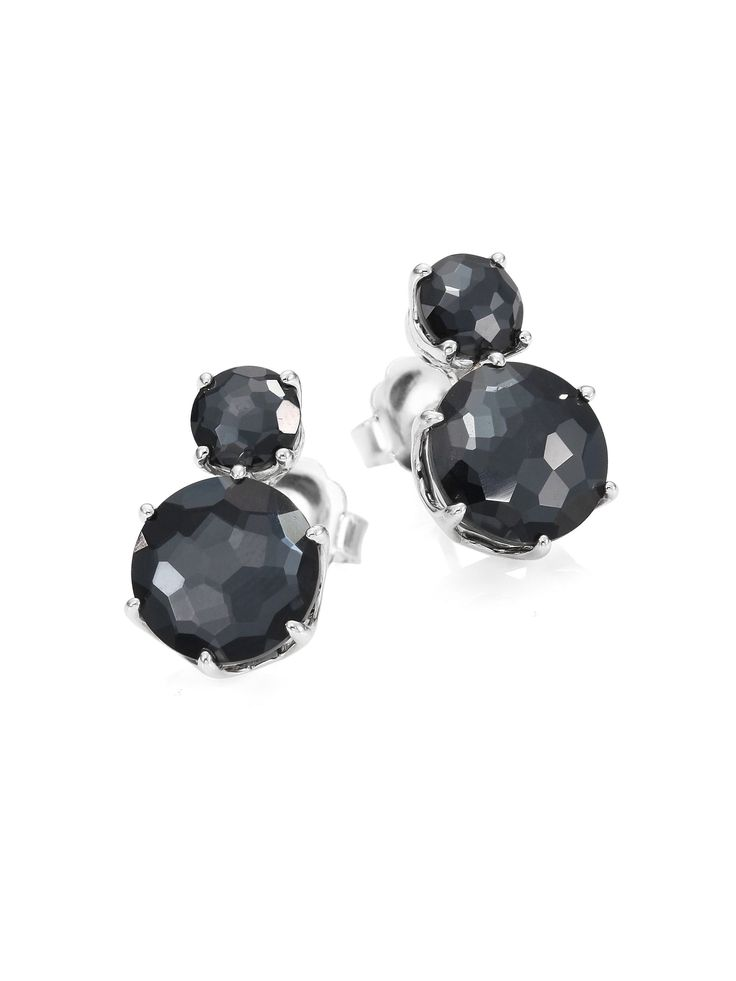 Set Of Earrings Pyrite And Hematite Sislovesme 1