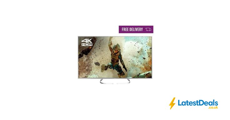 Panasonic 58 Inch Smart 4K Ultra HD TV with HDR £710 with Code Free Delivery at Argos
