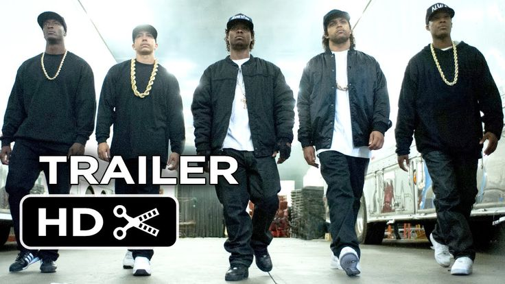 nice Straight Outta Compton Official Trailer #1 (2015) - Ice Cube, Dr. Dre Movie HD Check more at http://www.matchdayfootball.com/straight-outta-compton-official-trailer-1-2015-ice-cube-dr-dre-movie-hd/