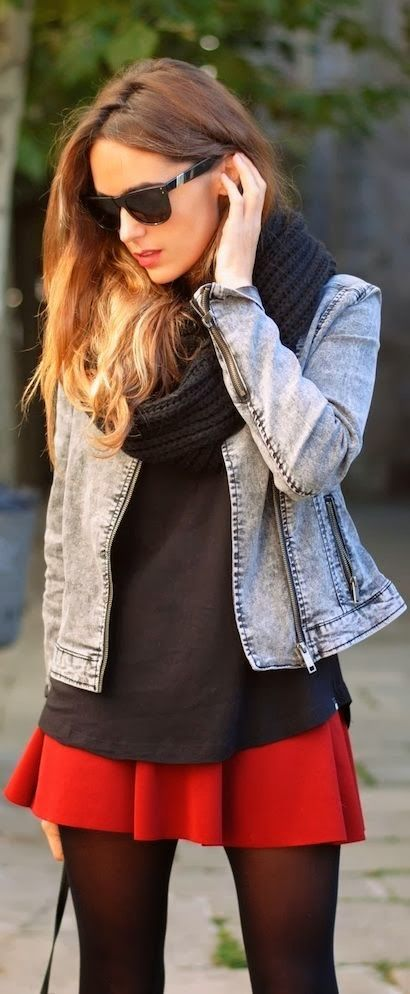 Street Fashion Inspiration & Looks