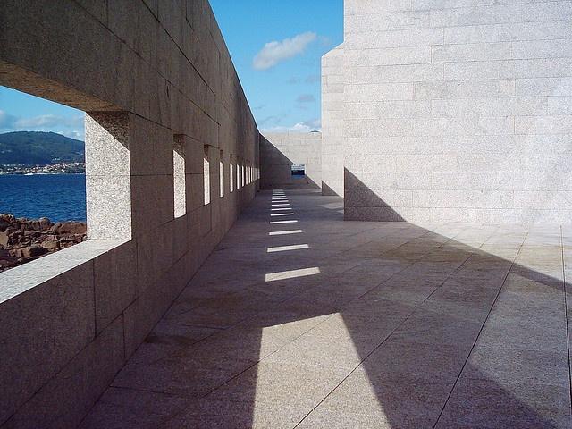 Museo do Mar de Galicia, Vigo. César Portela