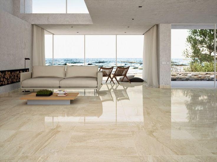 Porcelánico imitación al mármol modelo Mónaco brillo