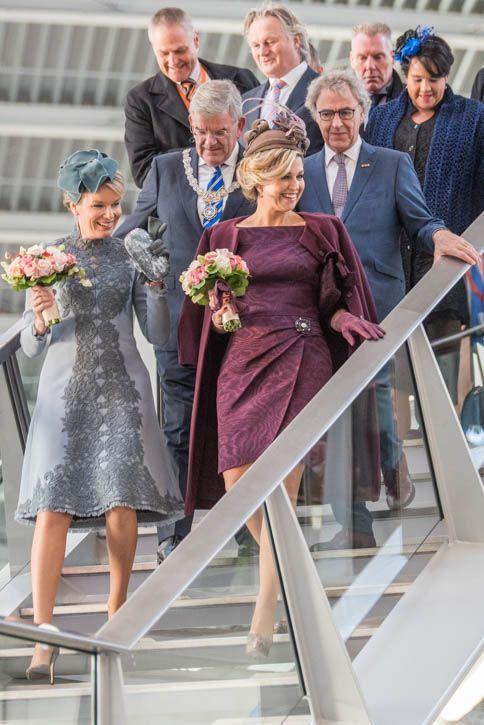 Beelden uit 2016 van het Koninklijk Huis met in het bijzonder Koningin Máxima. Images from the year 2016 of Queen Máxima and other Dutch royals.