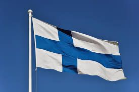 Travel With MWT The Wolf: Flags from the world Finland