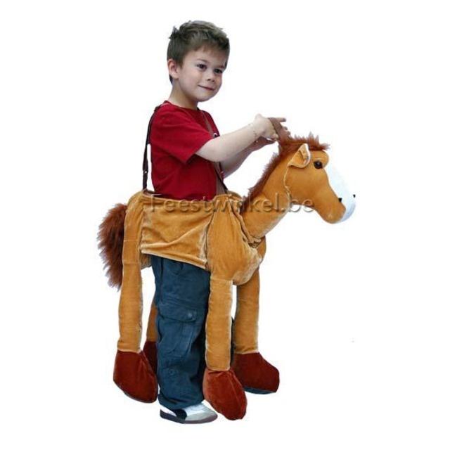 Kostuums: Paard Hang-On kostuum kids