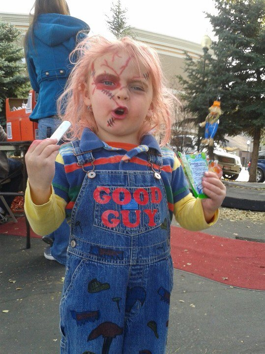 Chucky The Killer Doll Costume 41 Best Film Images On Pinterest