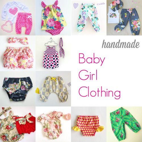 Handmade Kids   All about Baby – Handmade Clothing for Baby Girls   http://www.handmadekids.com.au