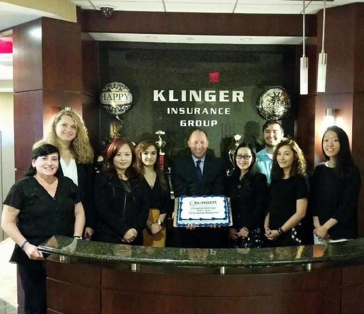 Klinger Insurance Group is celebrating our 23rd anniversary today! We are so happy to be celebrating another great year, and we would like to thank our wonderful clients, employees, insurance carriers, and representatives for making this possible. We appreciate all of you, and we look forward to many more wonderful years together!