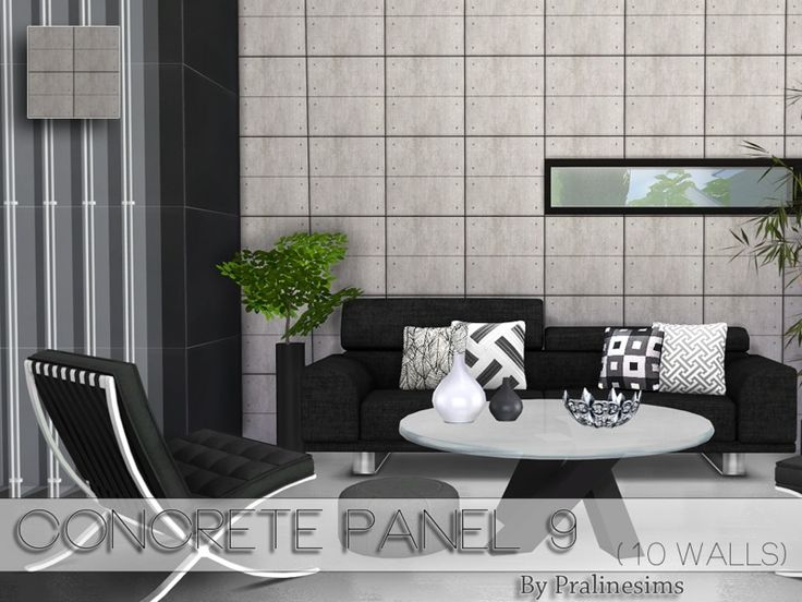 by pralinesims found in tsr category sims 4 walls floors - Walls By Design